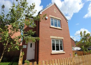 "Thumbnail 3 bed detached house for sale in ""The Hatfield "" at Clovelly Road, Atlantic Park, Bideford"