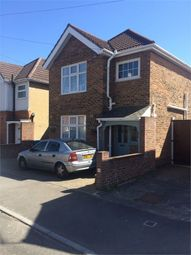 Thumbnail 1 bedroom detached house to rent in Queens Road, Lower Parkstone, Poole