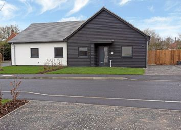 Thumbnail 3 bed semi-detached bungalow for sale in Hamilton Close, Great Plumstead, Norwich