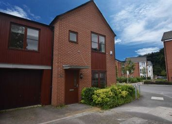 Thumbnail 3 bed terraced house to rent in Knowle Road, Basingstoke