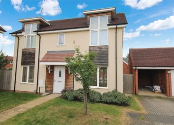 Thumbnail 4 bedroom detached house for sale in Wenford, Broughton, Milton Keynes, Buckinghamshire