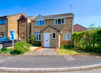 Thumbnail 3 bed detached house for sale in Meredith Gardens, Totton, Southampton
