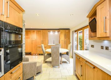 Thumbnail 4 bed detached house for sale in Riverside Court, Cawood, Selby
