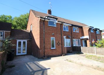Thumbnail 3 bed semi-detached house to rent in Northmead, Redhill