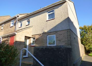 Thumbnail 3 bedroom terraced house for sale in Pendeen Crescent, Plymouth