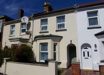 Thumbnail 3 bed terraced house to rent in Bourne Street, Eastbourne