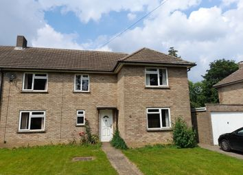 Thumbnail 4 bed detached house to rent in Sparrow Close, Huntingdon, Cambridgeshire