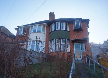 Thumbnail 3 bed semi-detached house for sale in Coles Lane, Sutton Coldfield
