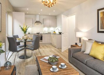 Thumbnail 2 bed flat for sale in New Mill Quarter, Hackbridge Road, Wallington, London