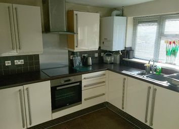 Thumbnail 3 bed duplex to rent in Jenkins Close, Bilston