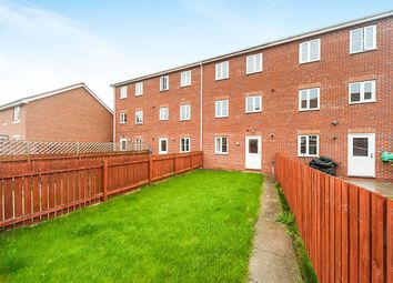 Thumbnail 3 bed terraced house for sale in Dovestone Way, Kingswood, Hull