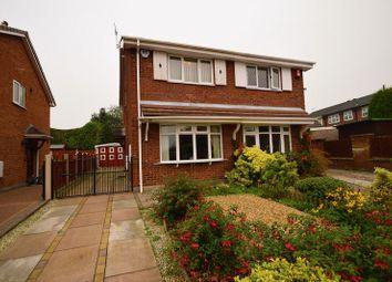 Thumbnail 2 bedroom semi-detached house for sale in Kilsby Grove, Milton, Stoke-On-Trent