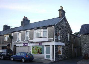 Thumbnail 2 bed flat to rent in Flat Derfel, Penrhyndeudraeth, Gwynedd