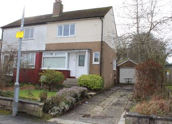 Thumbnail 2 bedroom semi-detached house to rent in 49 Inveroran Drive, Bearsden
