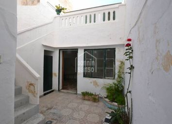 Thumbnail 2 bed town house for sale in Ciutadella, Ciutadella De Menorca, Balearic Islands, Spain