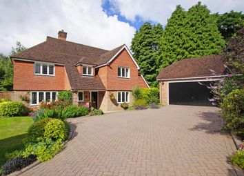 Thumbnail 4 bed detached house for sale in The Hollies, Barnt Green