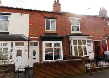Thumbnail 3 bed terraced house to rent in Lottie Road, Selly Oak, Birmingham