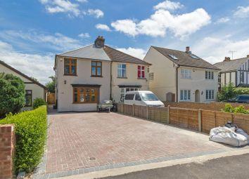 Thumbnail 4 bed semi-detached house for sale in Borden Lane, Sittingbourne
