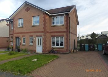 Thumbnail 3 bed semi-detached house to rent in Talbot Crescent, Coatbridge