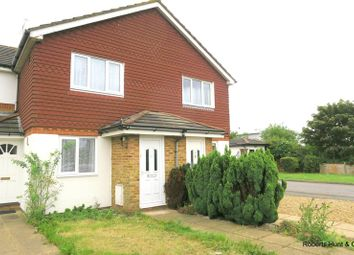 Thumbnail 1 bed terraced house for sale in Cleveland Park, Stanwell, Staines