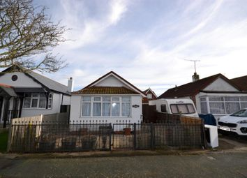 Thumbnail 1 bedroom detached bungalow for sale in Cornflower Road, Jaywick, Clacton-On-Sea