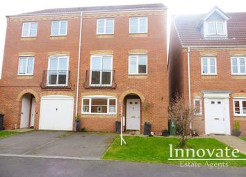 Thumbnail 5 bedroom semi-detached house for sale in Jevons Drive, Tipton