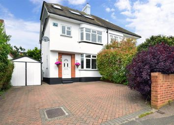 4 bed semi-detached house for sale in Ravenswood Avenue, Rochester, Kent ME2