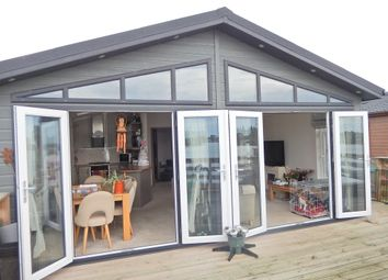 Thumbnail 3 bed lodge for sale in Barholm Road, Tallington, Stamford