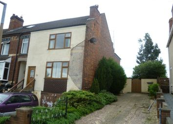 Thumbnail 2 bed terraced house to rent in Mount Road, Castle Gresley, Swadlincote