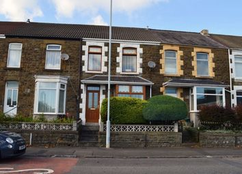 Thumbnail 3 bed terraced house to rent in St Johns Road, Manselton, Swansea.