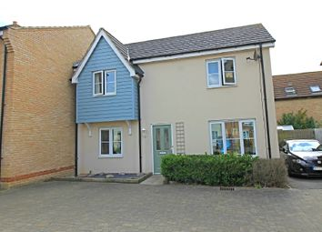 Thumbnail 3 bed link-detached house for sale in Greenacre Close, Godmanchester
