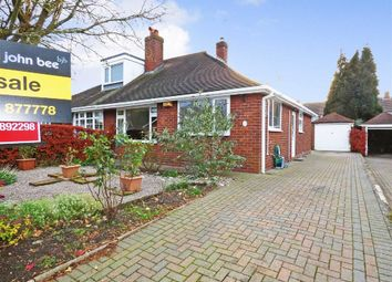 Thumbnail 2 bedroom semi-detached bungalow for sale in Birch Avenue, Alsager, Stoke-On-Trent