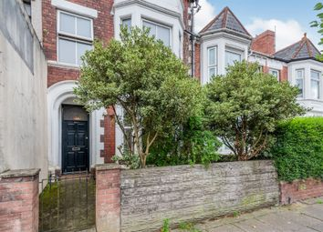 Thumbnail 3 bed terraced house for sale in Cowbridge Road East, Canton, Cardiff