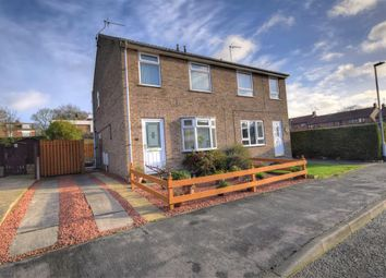 Thumbnail 3 bed semi-detached house for sale in Parkfield Drive, Bridlington