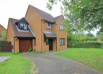 Thumbnail 4 bedroom detached house to rent in Hodder Lane, Emerson Valley, Milton Keynes