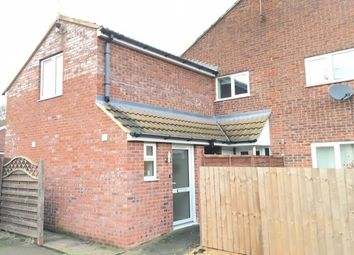 Thumbnail 1 bed property to rent in Fairway Road, Shepshed