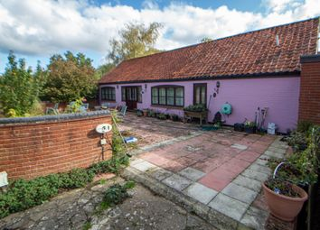 Thumbnail 5 bed detached bungalow for sale in Shipmeadow, Beccles, Suffolk
