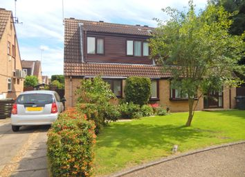 Thumbnail 3 bed semi-detached house for sale in Wingfield, Orton Goldhay, Peterborough