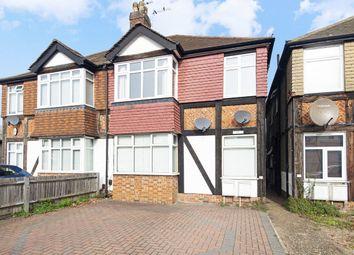 Thumbnail 2 bed maisonette for sale in Kingston Road, Raynes Park, London