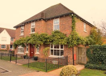 Thumbnail 5 bed detached house for sale in Townsend Square, West Malling
