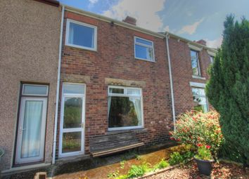 Thumbnail 3 bed terraced house for sale in Church View, Quebec, Durham