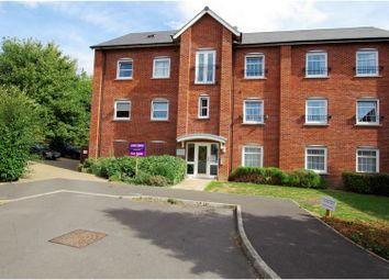Thumbnail 2 bed flat for sale in Avon Place, Salisbury