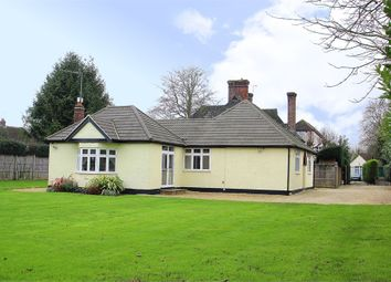 Thumbnail 3 bed detached bungalow for sale in Orchard Road, Old Windsor, Berkshire