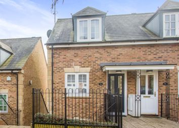 Thumbnail 3 bed end terrace house for sale in Spring Back Way, Uppingham, Oakham