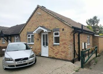 Woodhatch Close, London E6. 2 bed bungalow