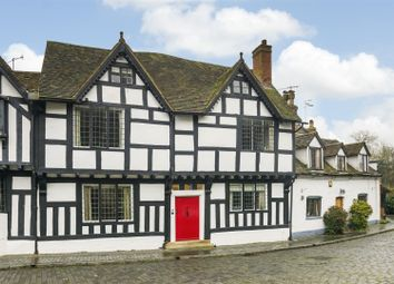 Thumbnail 5 bed terraced house for sale in Mill Street, Warwick, Warwickshire
