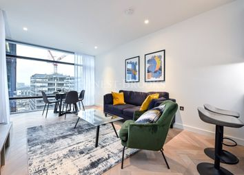 Thumbnail 1 bed flat to rent in Principal Tower, Worship Lane, Shoreditch