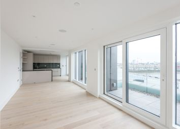 Thumbnail 3 bed flat to rent in Central Avenue, Imperial Wharf