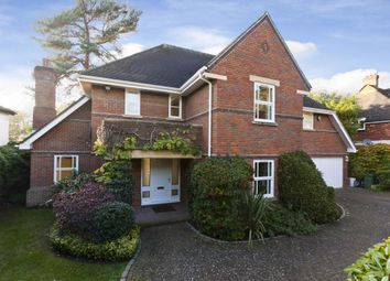 Thumbnail 5 bed detached house to rent in Crossfield Place, Weybridge