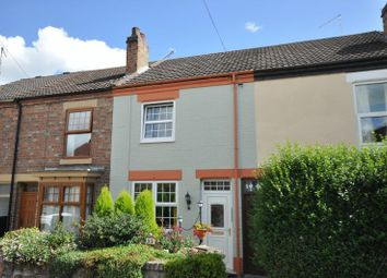 Thumbnail 2 bed terraced house for sale in Lower Outwoods Road, Burton-On-Trent